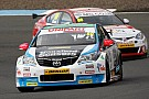 BTCC MGs excluded, Ingram inherits Race 1 win
