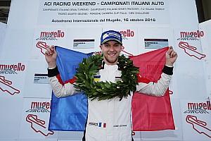 Carrera Cup Italia Ultime notizie Parola a Ledogar, fresco vincitore del titolo della Carrera Cup Italia
