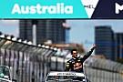 Ricciardo honoured with Albert Park grandstand