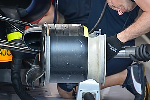 Formula 1 Analysis Bite-size tech: Red Bull RB12 set-up