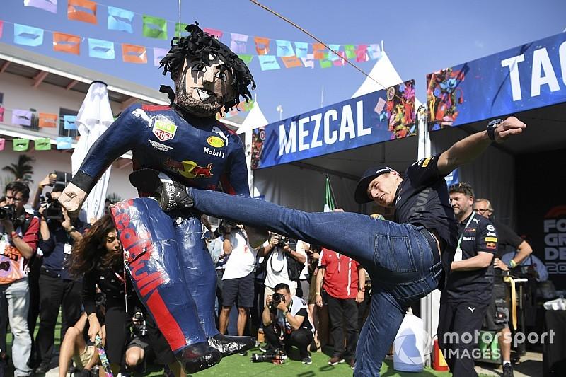 Fórmula 1: Max Verstappen abrió el Gran Premio de Brasil