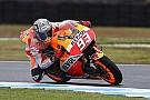 Marquez cautious despite