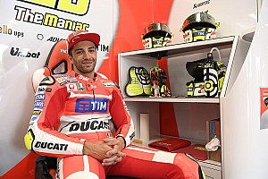 MotoGP Practice report Brno MotoGP: Iannone leads Rossi in opening practice