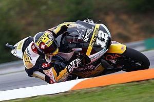 Moto2 Breaking news Luthi ruled out of Brno race with concussion