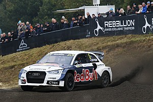 Ралли-Кросс Отчет о гонке Эрикссон одержал победу в Германии, Экстрём стал чемпионом World RX