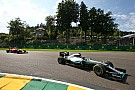 Formula 1 Belgian GP: Rosberg dominates action-packed Spa race