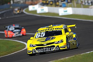 Stock Car Brasil Qualifying report Brazilian V8 Stock Cars: Max Wilson clinches pole position after fierce fight