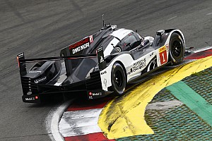 WEC Testing report Mexico WEC: Porsche sets early pace, Toyota hits crash setback