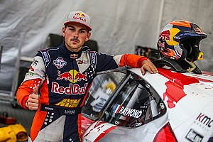 World Rallycross Breaking news Lites champion Raymond to make WRX debut in Germany