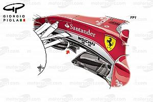 Formula 1 Analysis Tech analysis: Ferrari resurrects old concepts