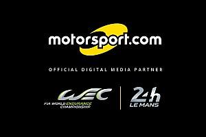General Motorsport.com news FIA WEC & ACO name Motorsport.com