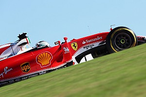 """Formula 1 Breaking news Unhappy Vettel admits """"we have been on the back foot today"""""""