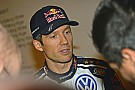WRC Sweden WRC: Ogier leads, Latvala and Neuville in troubleno