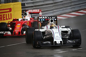 Formula 1 Race report Massa finished 10th and Bottas 12th in today's Monaco GP