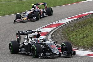 Formula 1 Qualifying report China GP: McLaren almost in Q3