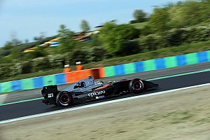 Formula V8 3.5 Race report Hungaroring F3.5: Cecotto inherits maiden victory after mistakes from rivals