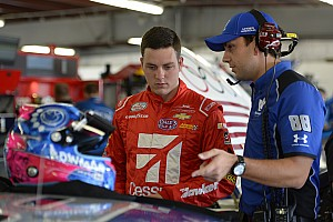 NASCAR Sprint Cup Press conference Alex Bowman: