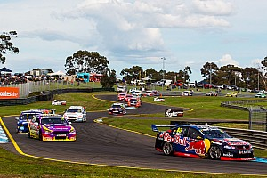 """Supercars Breaking news Whincup: """"No excuses"""" for Sandown disaster"""