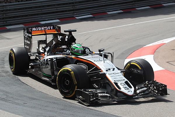 Formula 1 Breaking news Hulkenberg not thinking about maiden podium in Monaco