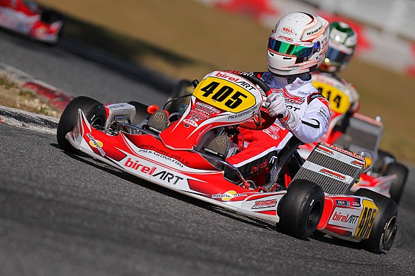 Kart Askew and Garrison share wins in ROK Shifter