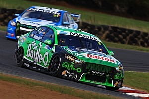 V8 Supercars Breaking news Prodrive chassis shuffle delays Winterbottom's new car