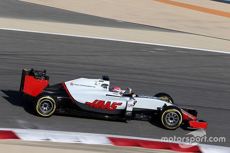 Grosjean: Haas still has 'huge potential' to come