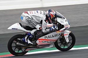 Moto3 Breaking news Martin