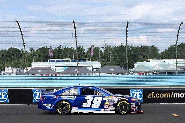 NASCAR Breaking news Austin Cindric doubles down, wins K&N race at Watkins Glen