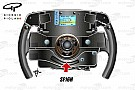 Tech analysis: Ferrari steering wheel may hold key to rocket F1 starts