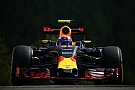 Formula 1 Belgian GP: Verstappen leads Red Bull 1-2 in FP2