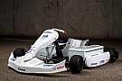 Karting Mogelijke elektrische kart voor FIA eKarting Cup gepresenteerd