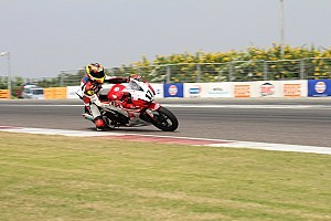 Asia Road Racing Championship Race report India ARRC: Krishnan leads Indian trio in Asia Dream Cup