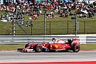 Formula 1 Vettel admits Ferrari struggling more in Austin than Suzuka