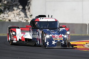 IMSA Race report DeltaWing finishes seventh at Road America