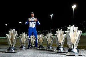 NASCAR Sprint Cup Breaking news Gordon: Johnson's feat