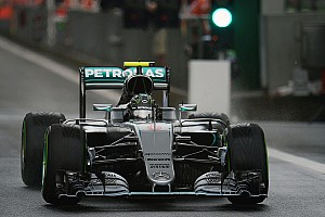 Formula 1 Qualifying report Bittersweet day in Shanghai with the Silver Arrows set to bookend tomorrow's grid