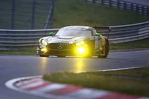 Endurance Race report Nurburgring 24h: Mercedes rules at the one-third point
