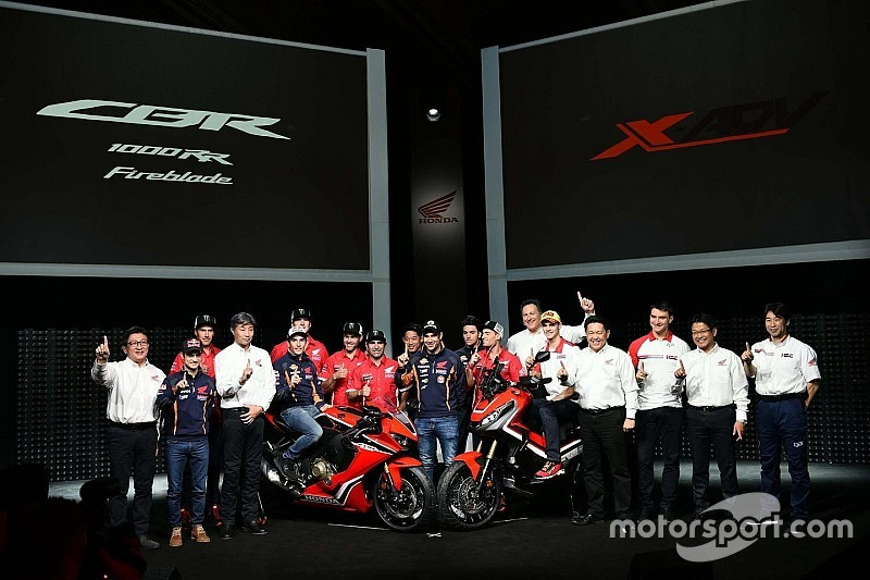 【MotoGP他】ホンダ2017年二輪モータースポーツ参戦体制を発表
