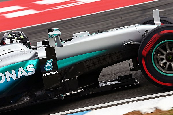 Formula 1 German GP: Rosberg completes practice clean sweep