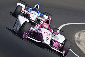 IndyCar Breaking news Pippa Mann racing for Coyne, and Clauson, at Pocono