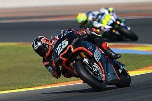 MotoGP Breaking news Rossi praises Vinales for