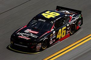 NASCAR Euro Practice report Anthony Kumpen strong in historic Daytona debut