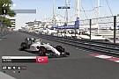 SİMÜLASYON DÜNYASI Monaco GP online yarışında müthiş mücadele