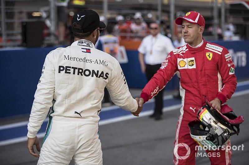 Formula 1, Hamilton a difesa di Vettel: