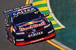 V8 Supercars Race report Albert Park V8s: Van Gisbergen takes first win for Red Bull