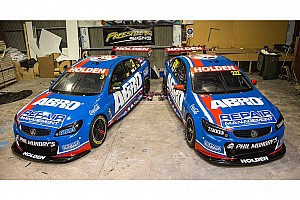 V8 Supercars Breaking news One-off Tasmania livery for LD Motorsport
