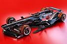 Gallery: Fantasy F1 2030 design concepts – McLaren & Toro Rosso