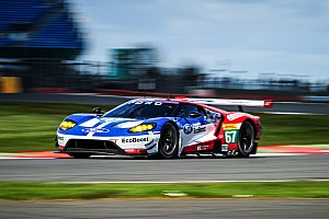 WEC Race report Tincknell gets WEC Ford GT programme underway in positive style