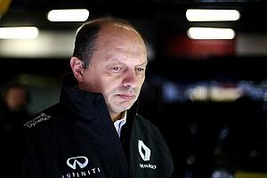 Formula 1 Interview Vasseur: