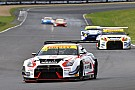 Factory Nissan withdrawn from Highlands 101 after crash